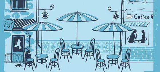 5 фишек для летнего кафе