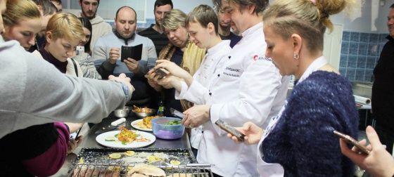 Кулинарная школа как бизнес